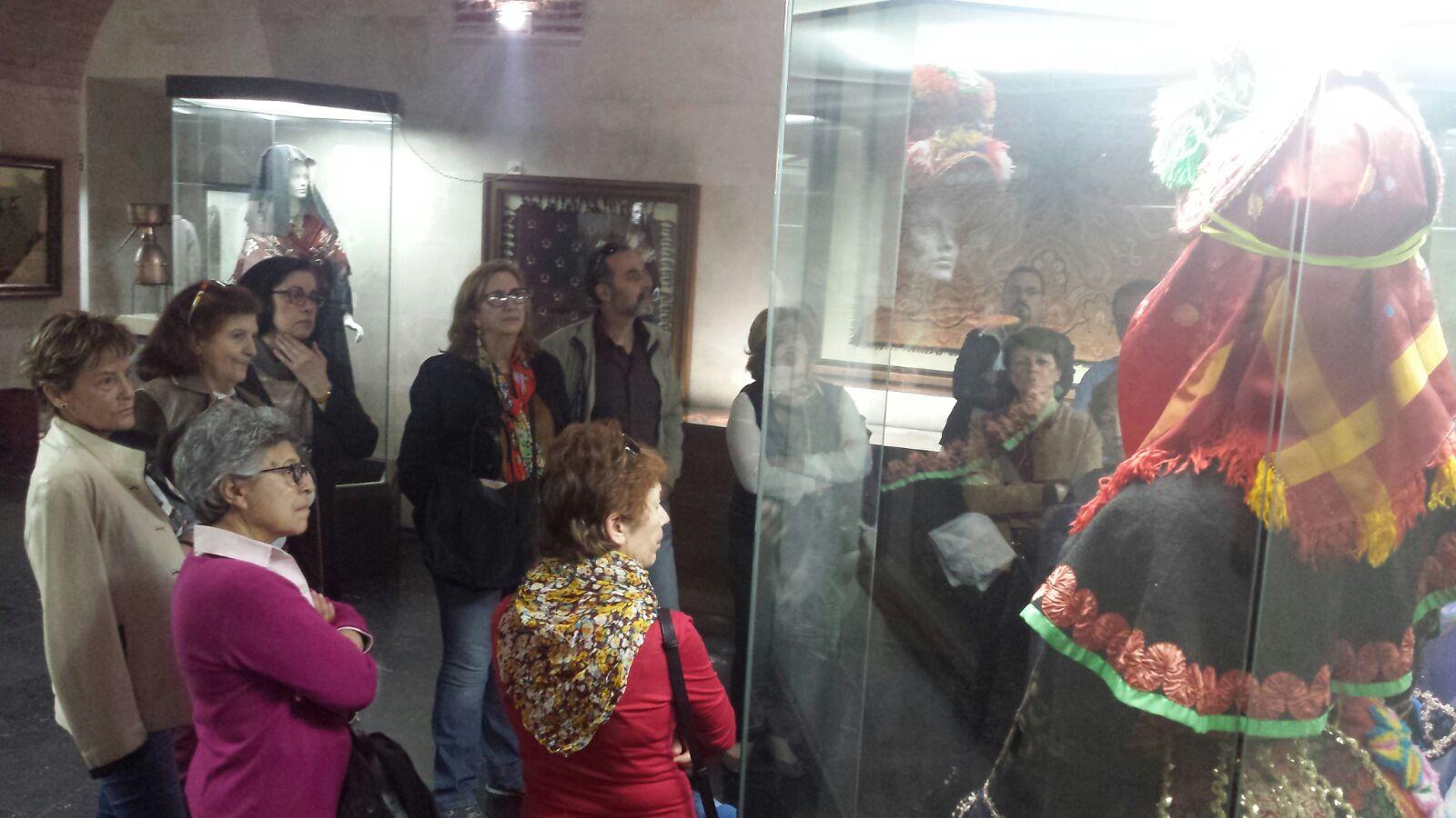 En el Museo Etnográfico